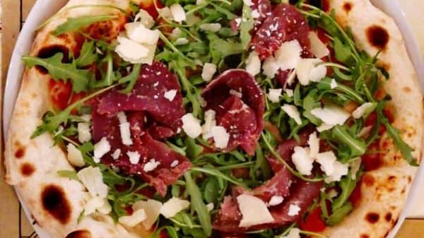 Pizza - Demodé Bistrot, Alghero