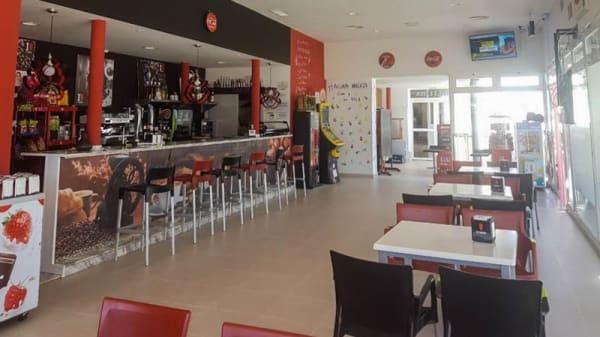 Vista de la sala - Cafe-bar piscina climatizada, Villanueva De La Serena
