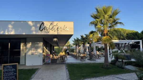 Cafeteria by Alfagar, Albufeira