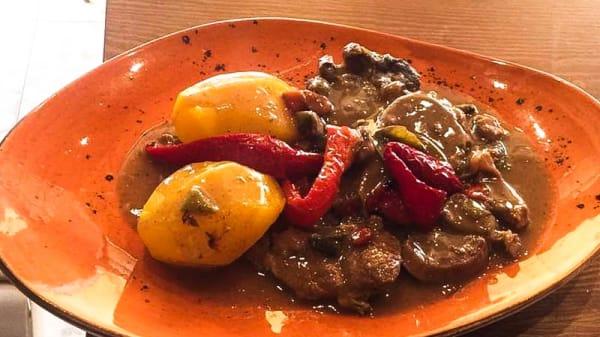 Sugerencia de plato - Terracota grill, A Coruña