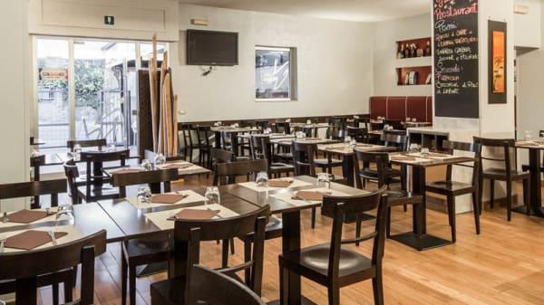 Sala - Glamour Restaurant, Rome