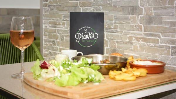 La Planche Paysanne - La Planxa, Nice