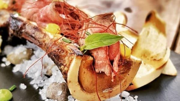 Sugerencia del chef - El Gaucho del mar, Cala Ratjada