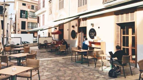 Terraza - Café Es Pes de Sa Palla, Palma de Mallorca