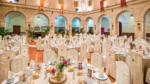 Sala del restaurante - Convento San Francisco - Pastrana, Pastrana