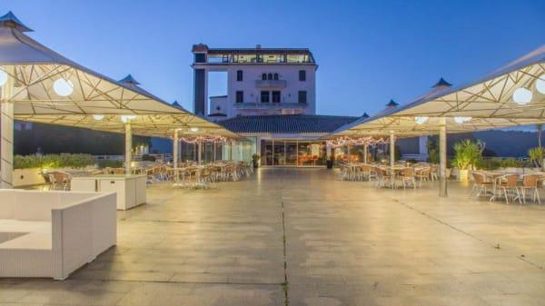 Esplanada - Panorâmico Restaurante, Setúbal