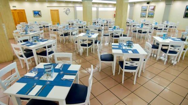 Vista del interior - Buffet libre Hotel Urban Beach Torrox Costa, El Morche