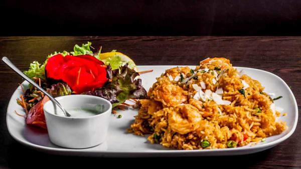 Suggestion du Chef - Masala Express, Courtrai