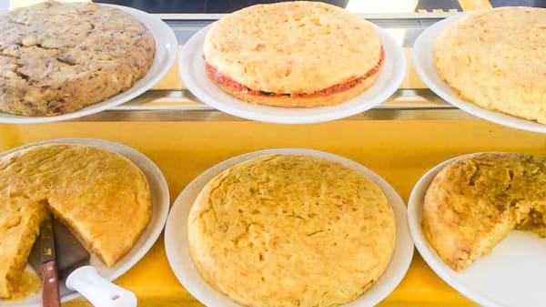 Tortillas - La Tortilla de Mamá, Las Rozas