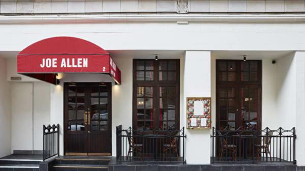 Joe Allen - Covent Garden, London