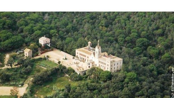 Vista exterior - Sant Pere del Bosc, Lloret De Mar