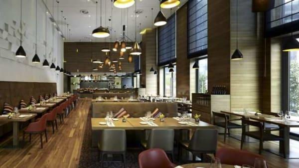 OXBO Restaurant&Bar, Zagreb