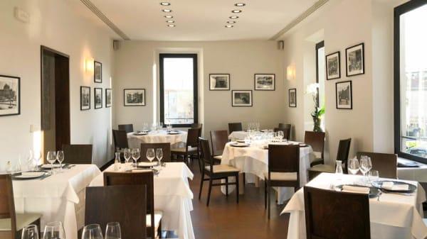 Vista sala - Interludio il Ristorante, Prato