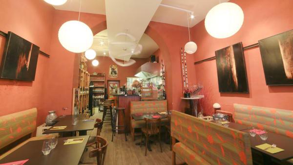 Salle du restaurant - Treize et 3, Lyon