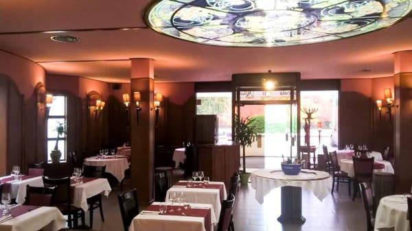 Salon du restaurant - Rajasthan, Cergy