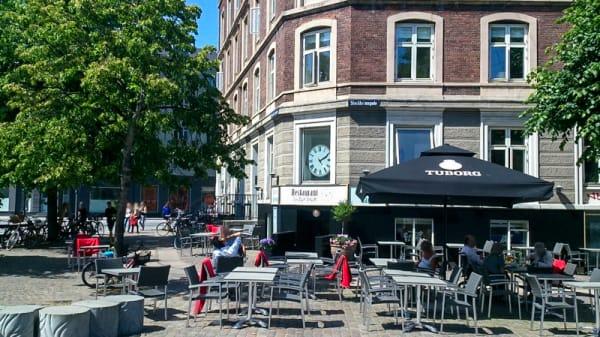 terrasse - Under Uret, København