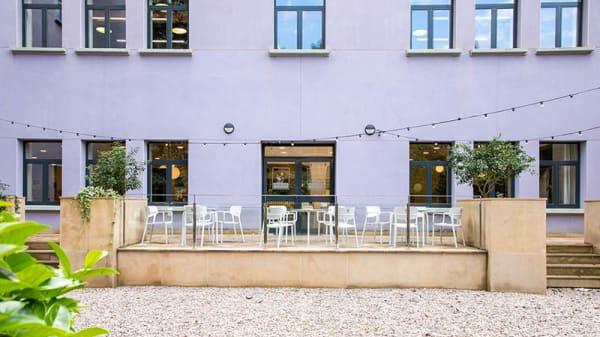 terraza - Première Restaurant, Terrassa