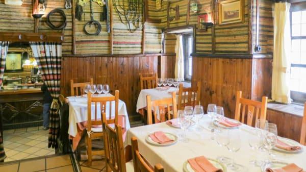 Vista sala - Casa Aurelio - Ayuntamiento, Toledo