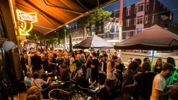 rotonwn - Rotown, Rotterdam
