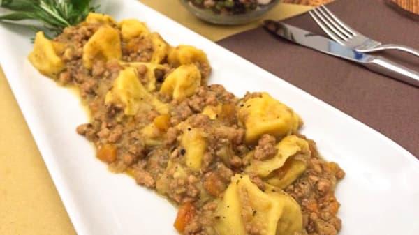 Suggerimento del chef - I' Barroccio Antica Trattoria di Galceti, Prato