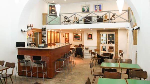 Sala - Café Pit, Lisbon