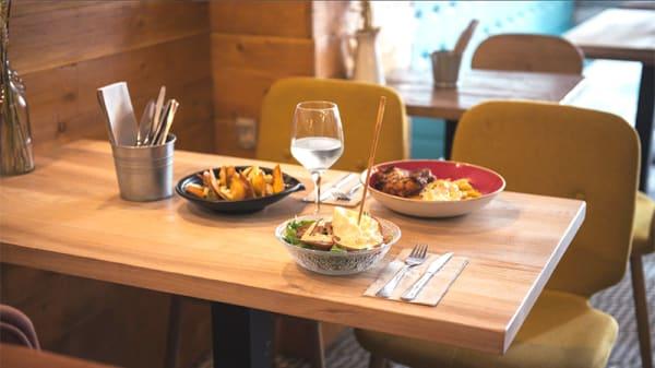 Sugerencia del chef - Destino Tapa Bar Cafe, Cádiz