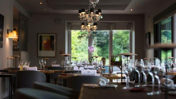Salle de restaurant - L'Auberge Basque, Saint-Pée-sur-Nivelle