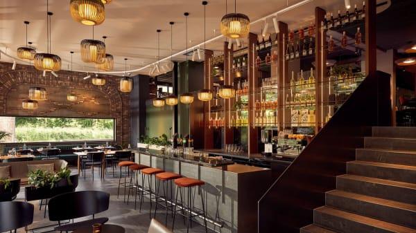 Het restaurant - Met Restaurant Amsterdam, Amsterdam