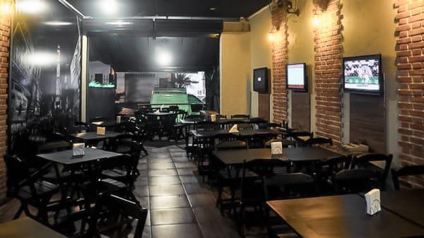 Sala - Burger Bits, Santo André