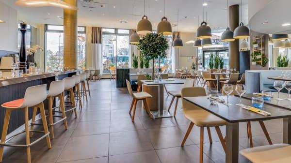 Gourmet Bar Restaurant by Novotel, Saint-Denis