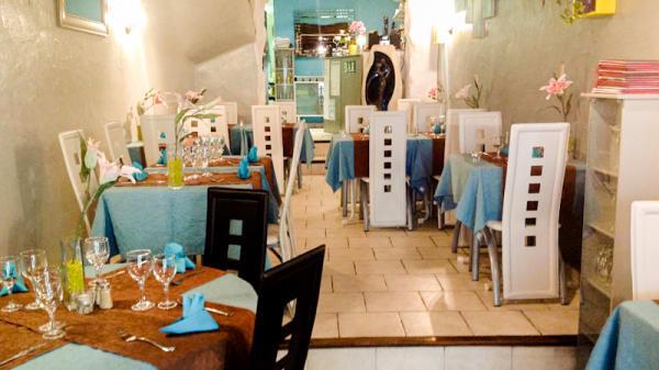 Vue salle - Plaisirs Gourmands, Hyères