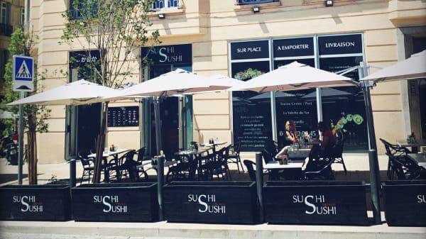 Sushi or not sushi, Marseille