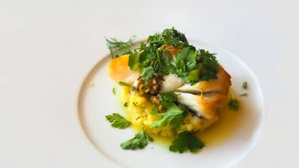 Suggestion de plat - Chez Servais, Libourne