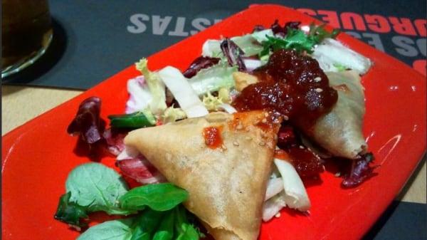 Sancho Casual Food - Sancho Casual Food, Granada