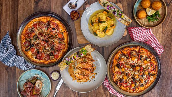 Chef's suggestion - Trattoria Amici, Benowa (QLD)