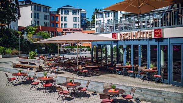 Pechhütte, Bad Saarow