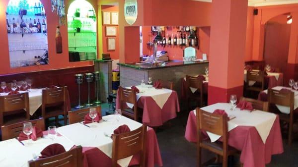 vista de sala - Indian Food, Madrid