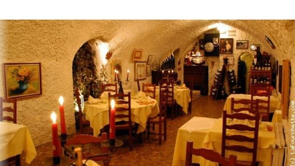 La salle - Le Caveau, Cumières
