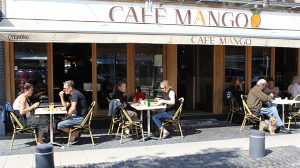 setting - Cafe Mango, København