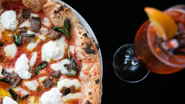 Course's suggestion - Lucio Pizzeria Darlinghurst, Darlinghurst (NSW)