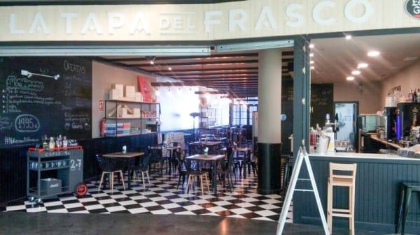 Sala - La Tapa del Frasco - Huelva, Huelva
