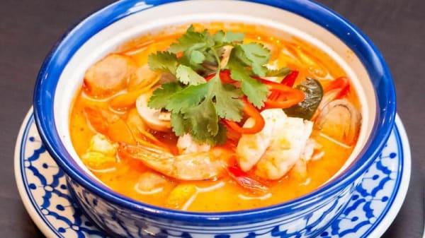 Suggestion de plat - Sala Thai, Mulhouse