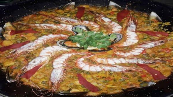 Sugerencia del chef - El Niño Pastor, Madrid