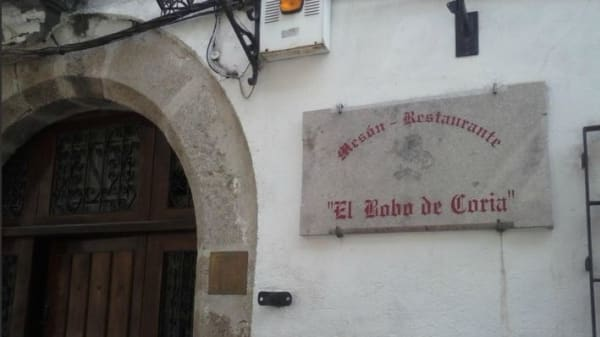 El Bobo de Coria - El Bobo de Coria, Coria