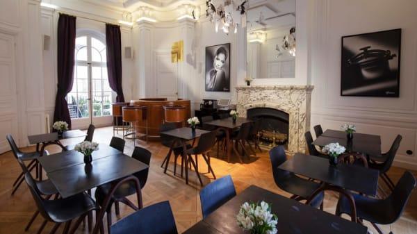 Salle - Café Harcourt, Paris