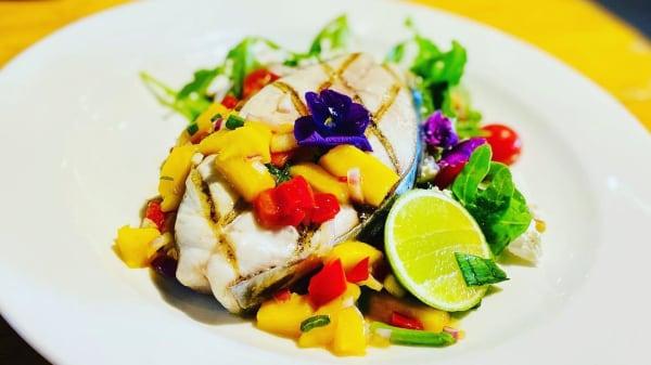 Fish and Mango Salsa - Oak & Vine - Gladstone, Gladstone Central (QLD)