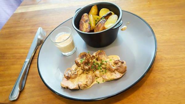 Suggestion du Chef - Minute Cocotte, Dreux