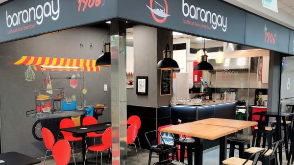 Barangay - Barangay Street Food, Madrid