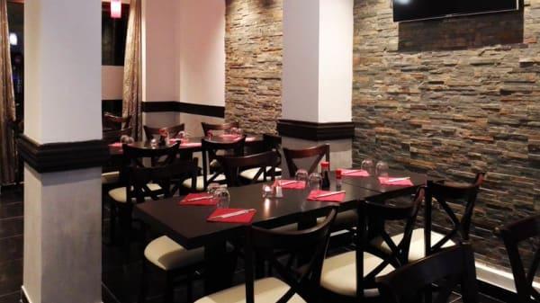 Vue de la salle - Dream Sushi, Boulogne-Billancourt