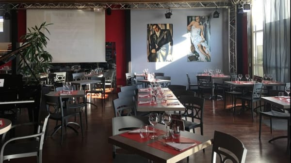 Salle - Shag Café, Seyssinet-Pariset